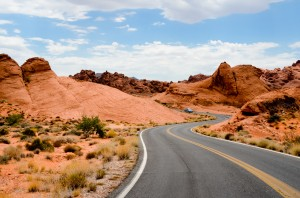 Valley of Fire State Park in Nevada (© Hanze - Fotolia.com)